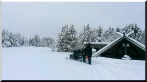 safari motoneige Rovaniemi